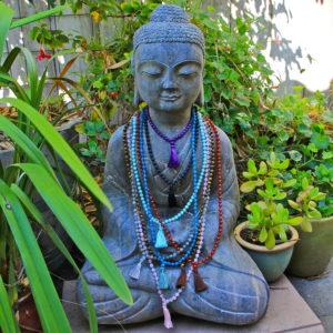 Mala Buddha Statue #386