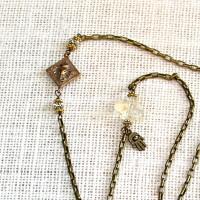 Ethnic Tibetan Tassel Necklace #432