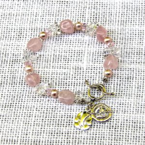 Rose Quartz Bracelet #501