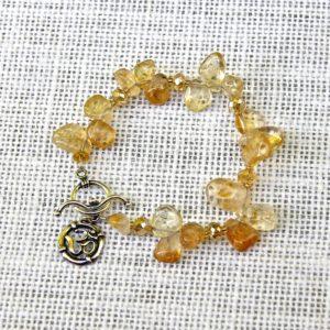 Citrine Vata Bracelet #512