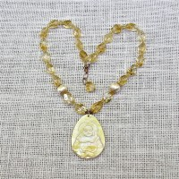Lucky Happy Buddha Necklace #193