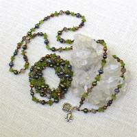 Calming Multi-use Bracelet or Necklace #532