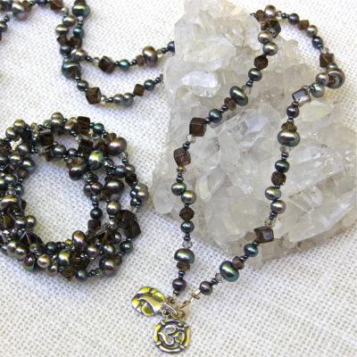Bluetone Multi-Use Necklace or Bracelet #530